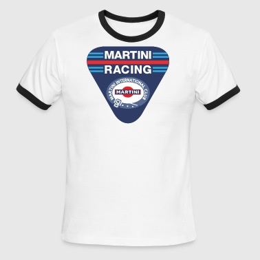 Martin Racing Club - Men's Ringer T-Shirt