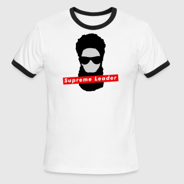 Supreme Leader - Men's Ringer T-Shirt