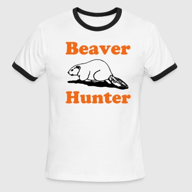 Beaver - Men's Ringer T-Shirt