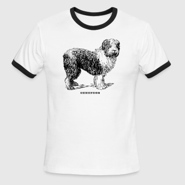 Sheepdog - Men's Ringer T-Shirt