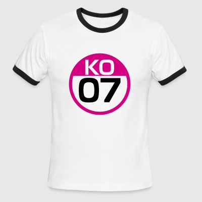 KO-07 - Men's Ringer T-Shirt