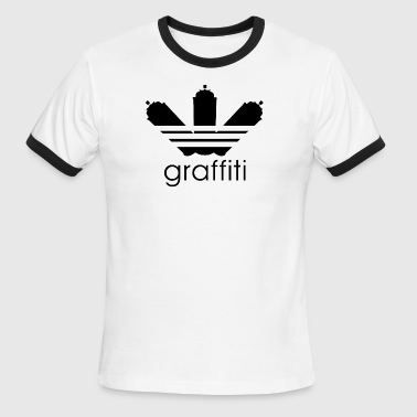 GRAFFITI - Men's Ringer T-Shirt