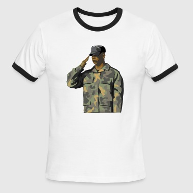 VETERAN - Men's Ringer T-Shirt