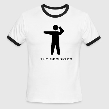 The Sprinkler - Men's Ringer T-Shirt