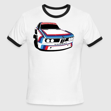BMW M5 E9 - Men's Ringer T-Shirt