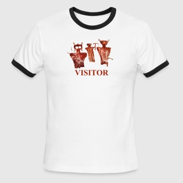 VISITOR - Men's Ringer T-Shirt