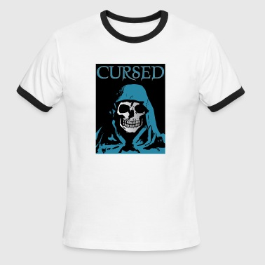 Cursed - Men's Ringer T-Shirt