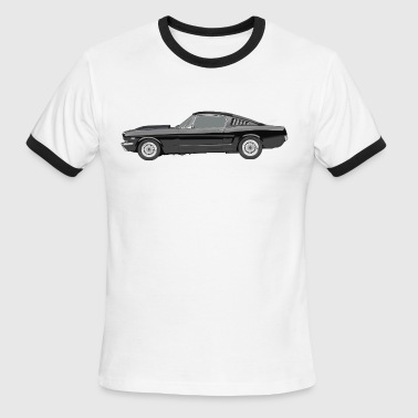 Ford Mustang - Men's Ringer T-Shirt