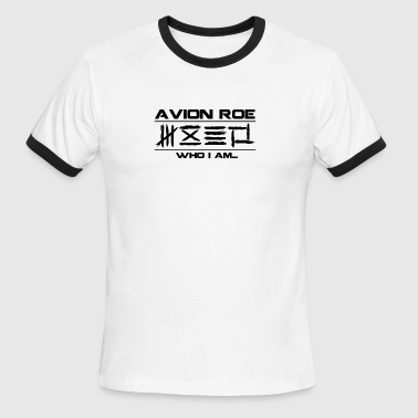 Avion Roe - Men's Ringer T-Shirt