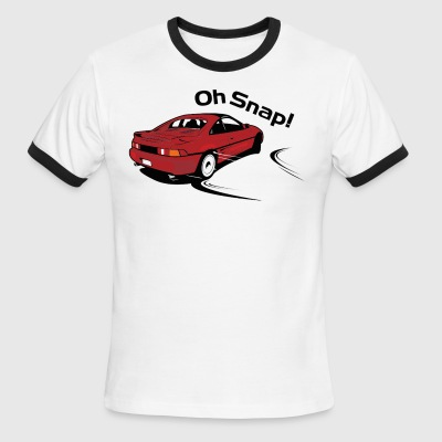 MR2 Oh Snap! - Men's Ringer T-Shirt