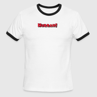 hurrah - Men's Ringer T-Shirt