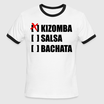 kizomba choice - Men's Ringer T-Shirt