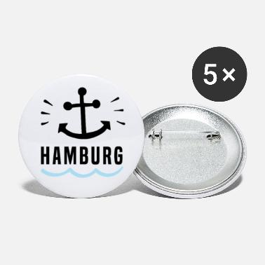 Anchor Hamburg - Large Buttons