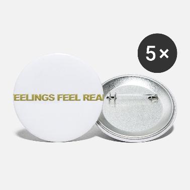 Feeling Feelings feel real - Large Buttons