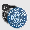March For Science - Large Buttons