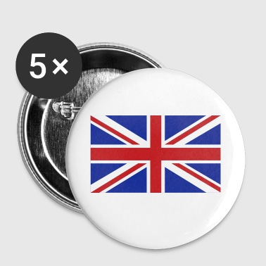 British Flag - Large Buttons