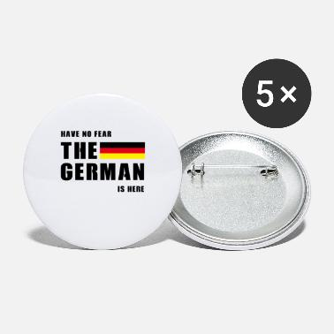 The German - Large Buttons
