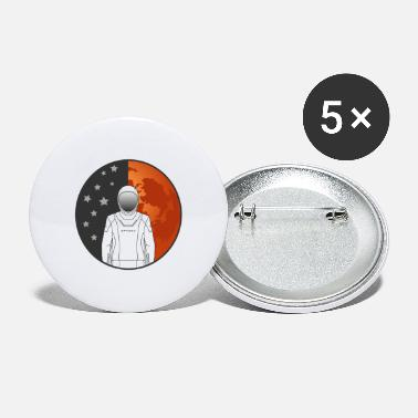 Starman Starman - Large Buttons
