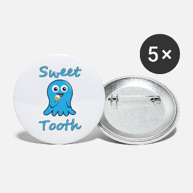 Sweet Tooth Sweet tooth - Large Buttons