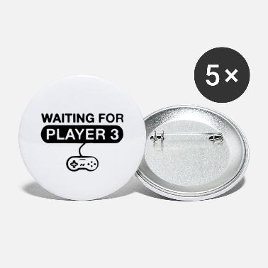 Wait Waiting for - Large Buttons