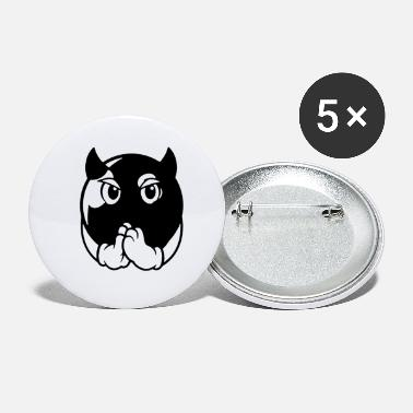 devil ball - Large Buttons