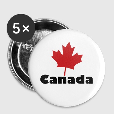 Canada - Large Buttons