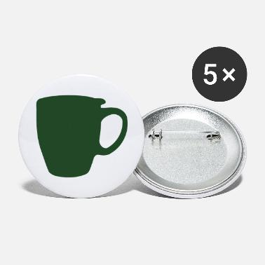 Mugs-cups mug cup - Large Buttons