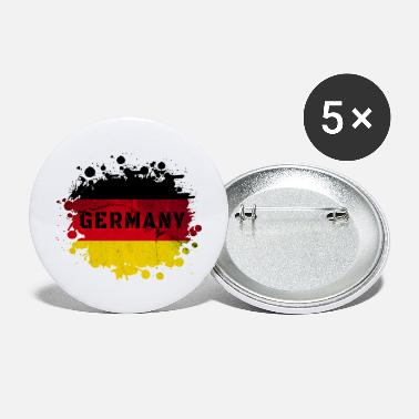 Germany blob - Large Buttons