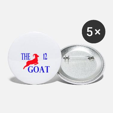 Goat GOAT - Large Buttons