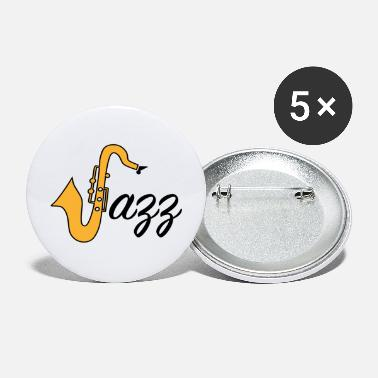 Jazz jazz - Large Buttons