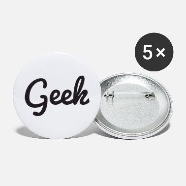 Geek geek - Grands badges