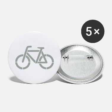 Stencil bicycle stencil - Large Buttons