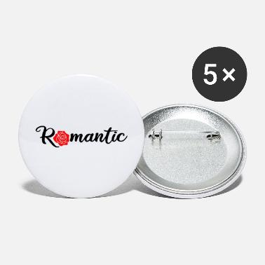 Romantic Romantic - Large Buttons