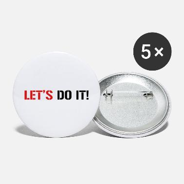 Let's do it! - Large Buttons