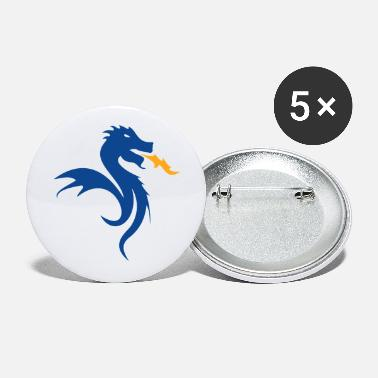 Fire FC Porto Dragon - Large Buttons