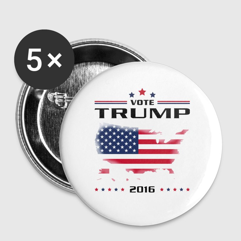 Vote for Trump - Large Buttons