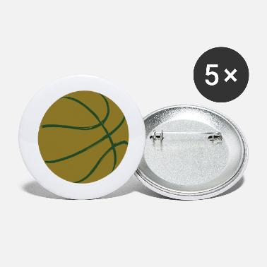 Basket basket-ball - Large Buttons
