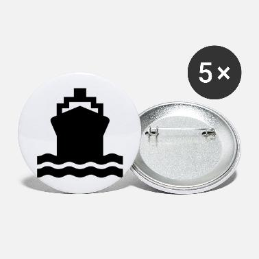 Boat Boat - Large Buttons