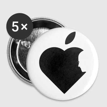Apple Heart jobs (1c) - Large Buttons
