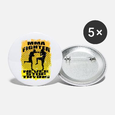 Mixed Martial Arts Mixed Martial Arts MMA - Large Buttons
