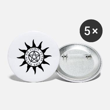 Shop Wicca Buttons online | Spreadshirt