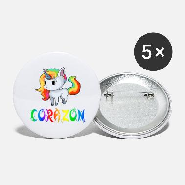 Corazon Corazon Unicorn - Large Buttons