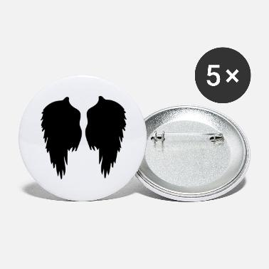 Wing Wings - Large Buttons