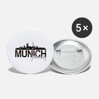 Munich Munich - Large Buttons