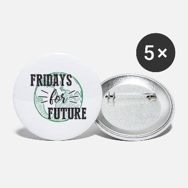 Future Fridays for Future - Large Buttons