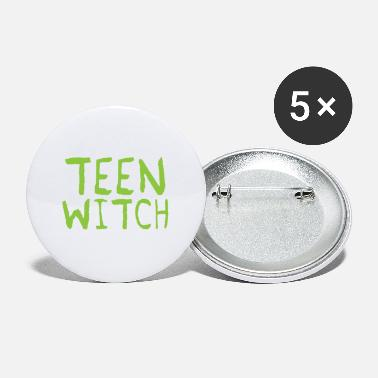 Teens teen witch - Large Buttons