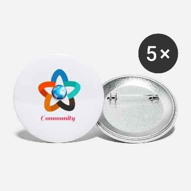 Communism Community - Large Buttons