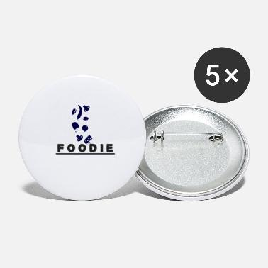 Foodie foodie - Large Buttons