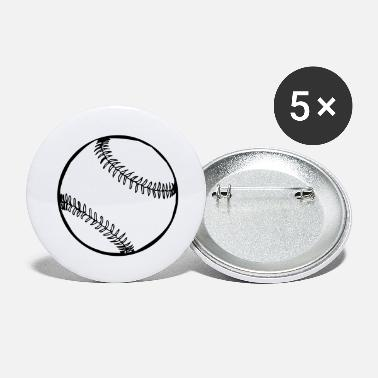 baseball 03 - Large Buttons