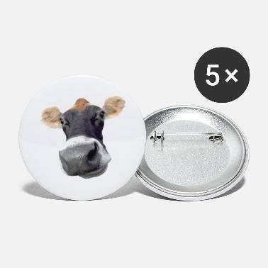 Dairy Cow Moo Cow Daisy the dairy cow - Large Buttons